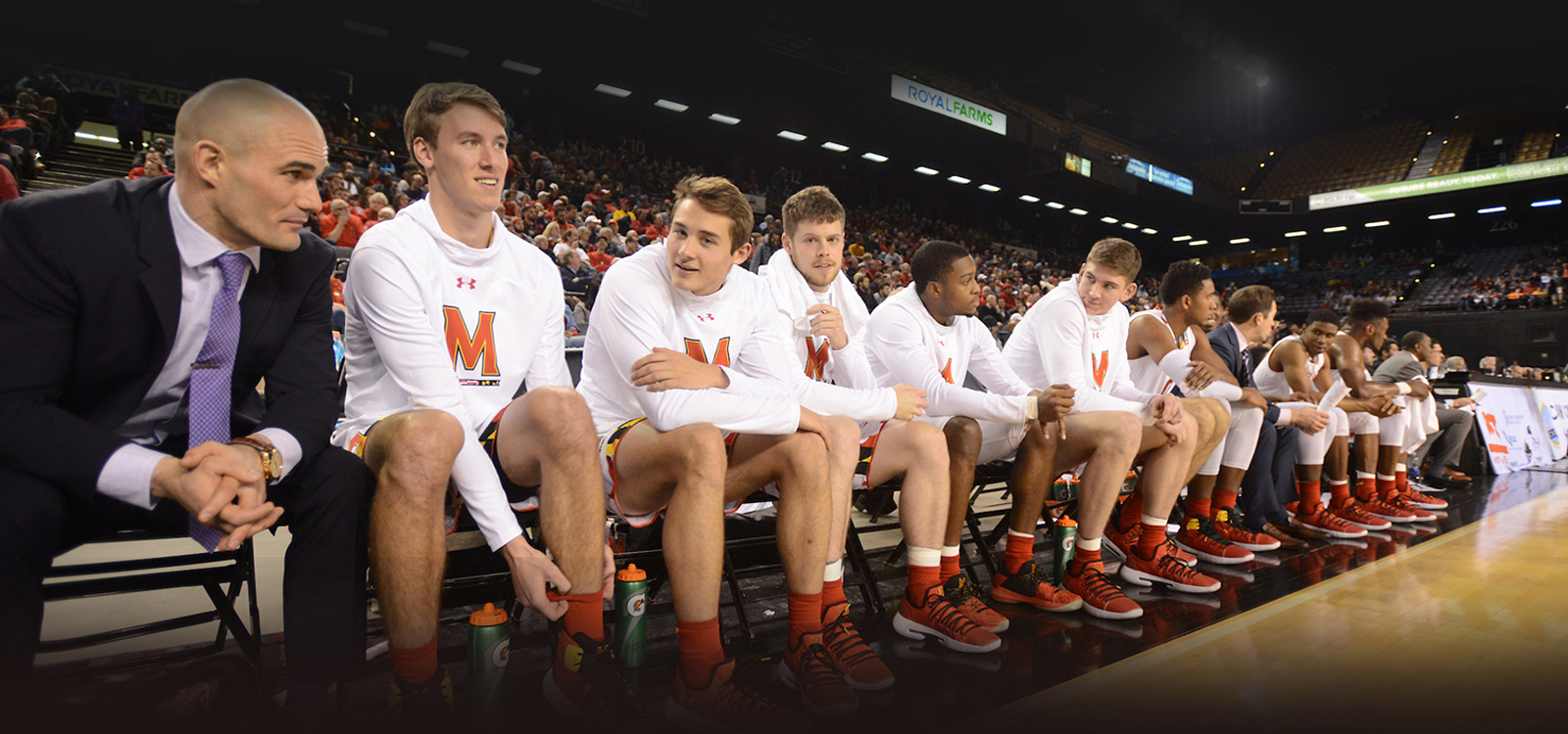 Support Coach Turgeon and the Maryland Basketball Program